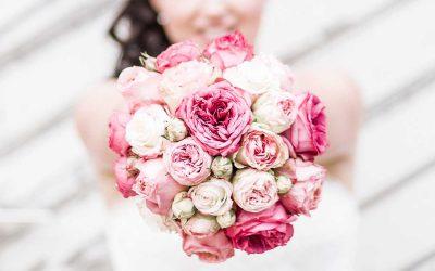 Brautstrauß Anhänger | DIY