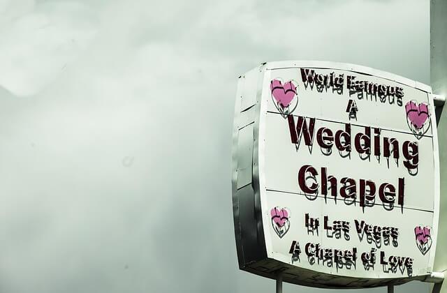Wedding Chapel für Eheversprechen erneuern