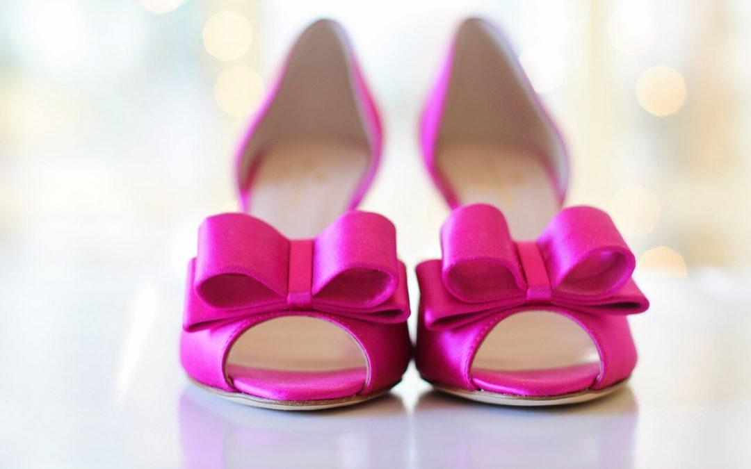 Schuhe die beflügeln